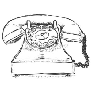 depositphotos_45775531-Vector-Sketch-Illustration---Old-Rotary-Phone
